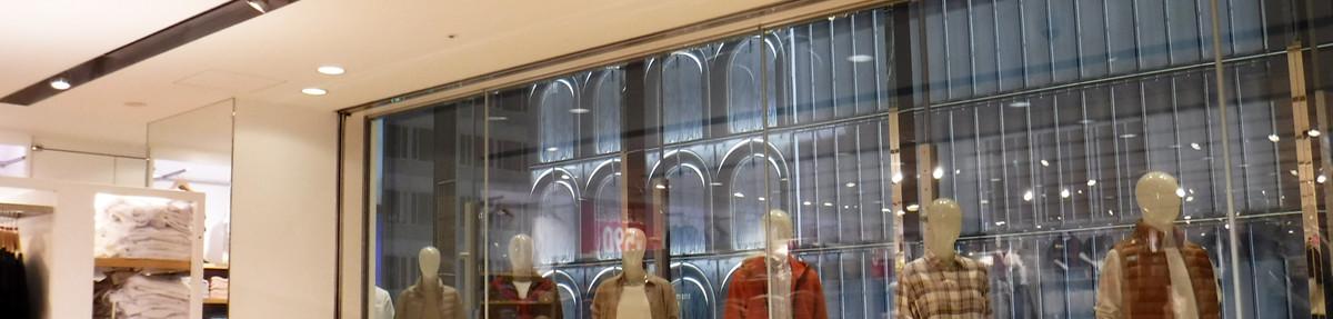 ユニクロ銀座店の画像