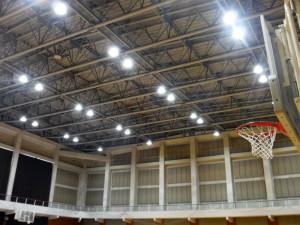 谷田部体育館の画像